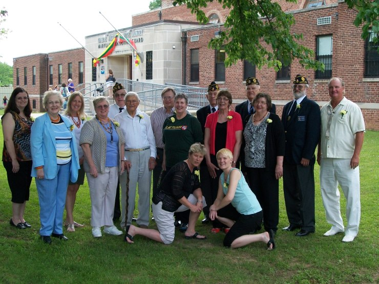 #33 Baltimore Lithuanian Festival - 40th Committee Members Gathering - 2012
