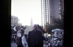 Father Tony at Festival 1976