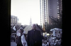 Father Tony at Festival 1976