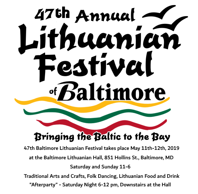 Baltimore Lithuanian Festival